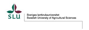 SLU Sweden